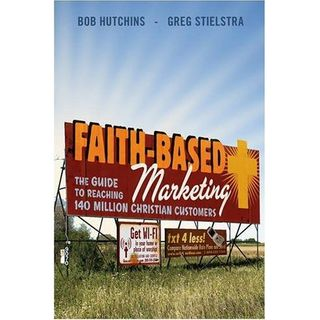 Faith-Based Marketing Book Cover