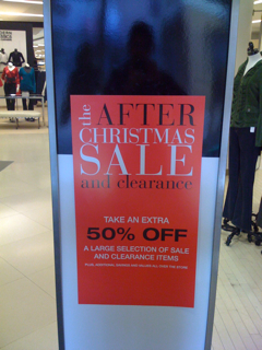 After christmas sale 2