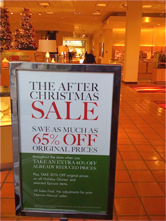 After christmas sale 3