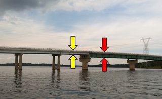 Bridge beams