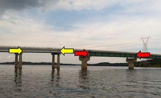 Bridge spans